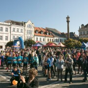 30.9.2017 / City Cross Run & Walk Česká Lípa